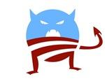 The Original Obama Monster