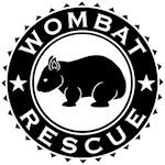 Wombat Rescue Crest III
