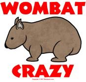 Wombat Crazy