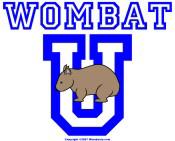 Wombat U