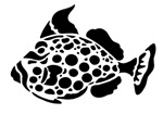 Black Spotted Fish