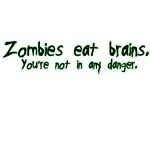Zombies Eat Brains Shirts