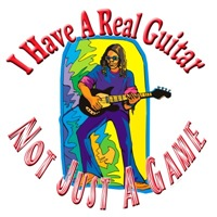 I Have A Real Guitar