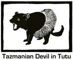 Tasmanian Devil in Tutu