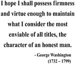 George Washington 16