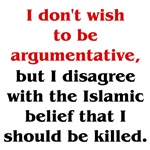 Disagree With Islam