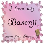 Basenji Shopping