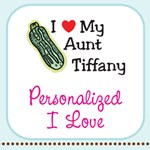 Personalized - I Love...