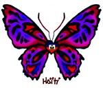 Haitian Butterfly II