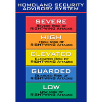 HOMOLAND SECURITY - RISK OF RIGHT-WING ATTACKS