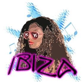 Ibiza Club Girl