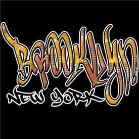 Brooklyn Graffiti T-shirts and gear