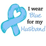 I WEAR light BLUE