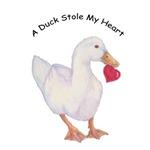 A Duck Stole My Heart--Pekin