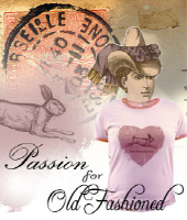 <b>PASSION FOR OLD FASHIONED</b>