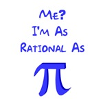 Rational As Pi