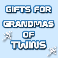 Gifts for GRANDMOTHERs of TWINS