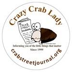 Crazy Crab Lady