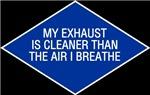 Exhaust vs. Air