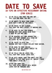 Date to Save 10 Dating Tips