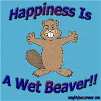 Happiness Is A Wet Beaver!!