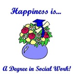 Happiness is a SW Degree