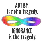 Autism is Not a Tragedy