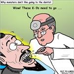 Dracula at the Dentist