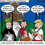 Zombie Trick or Treat