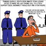 Death Row Tech Support