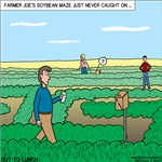 Soybean Maze