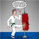Karate Kick Dilemma