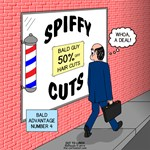 Bald Hair Cuts