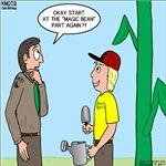 Scout Gardening