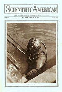 Diving Helmet 1911