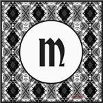 Diamond Black  Monogram
