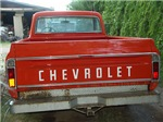 1971 Ch######t Truck Tailgate