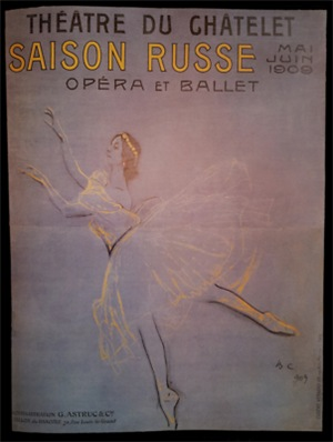 Ballet Russe 1