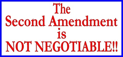 NOT NEGOTIABLE!!