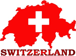 Switzerland-4 Men's Clothing