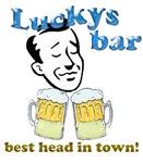 LUCKYS bar