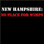 NEW HAMPSHIRE no place for wimps