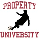 Property of SOCCER University