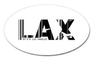View All Airport Code Stickers