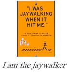 I am the Jaywalker