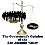 Government's Opinoin of San Joaquin Valley