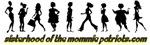 Sisterhood of the Mommie Patriots (Bumper Sticker)