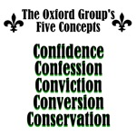The Oxford Group's 5 Concepts