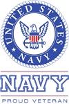 Navy Proud Veteran