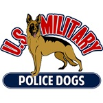 Military Police Dogs